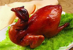 Zhangji Roast Chicken