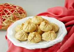 Youtunjinjiao (Fried Steamed Bun)