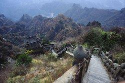 Autumn Scenery in Wudang Mountain