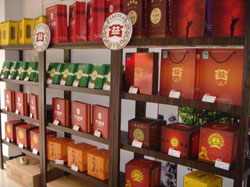 Buying Chinese Tea in China