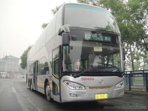 Beijing Tourist Bus