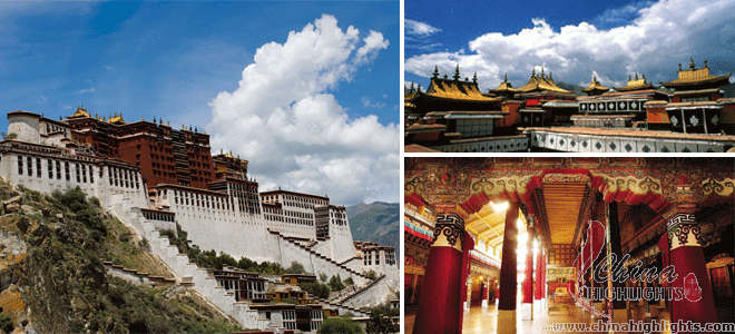 Most Significant Historical Sites: the Potala Palace