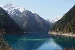 Jiuzhaigou Minshan Mountain Area