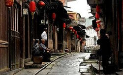 Historic Architectures in Daxu Ancient Town