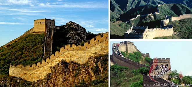 Most Significant Historical Sites: the Great Wall