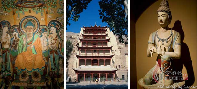 Mogao Grottos: One of the Most Significant Historical Sites