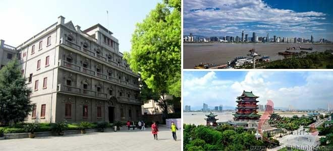Nanchang, Red Tourist Destinationv