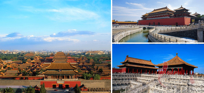 Most Significant Historical Sites: the Forbidden City