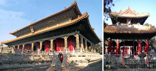 Three Confucius Historical Sites
