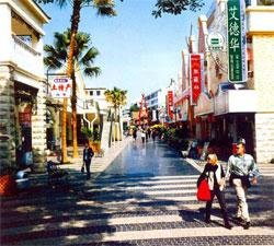 Guilin Zhengyang Shopping Pedestrain Street