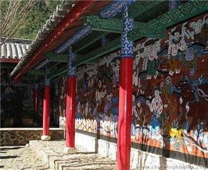 Baisha Village Murals