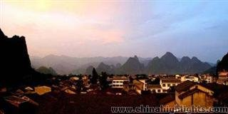 Photograph in Guilin