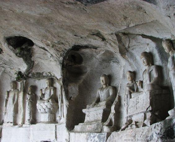 Thousand Buddha Crag