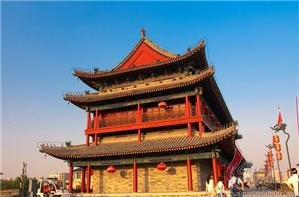 Xi'an Ancient City Wall