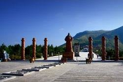 Zhaoling Mausoleum