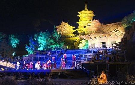 Shaolin Zen Music Ritual