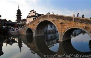 Qiandeng Ancient Town
