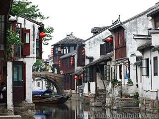 A Three-Day Tour to the Ancient Towns around Shanghai