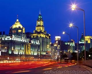 The Bund — the Symbol of Shanghai