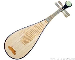 Chinese Classical Instruments with Photos, Classical Songs