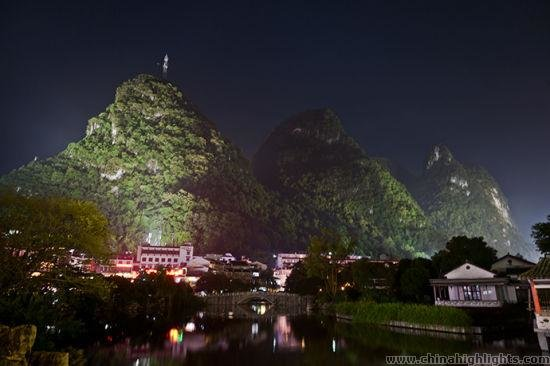 Yangshuo Night