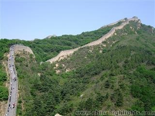 Exploring the Great Wall at Badaling
