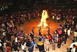 Torch Festival Of the Yi Ethnic People