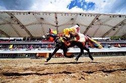 Shangri-la Horse Race Festival