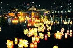 Ziyuan Water Lantern and Song Festival