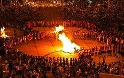 The Naxi Torch Festival