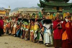 Lhabab Duechen Festival
