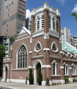 St. Andrews Anglican Church Hong Kong
