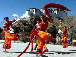 Tibetan New Year in Shigatse Area