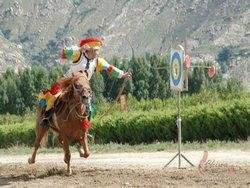 The Horse Race and Archery Festival