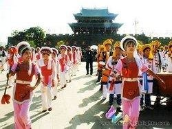 March Fair of the Bai Ethnic People