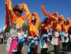 Gyantse Horse Race Festival