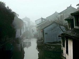 Zhouzhuang in March