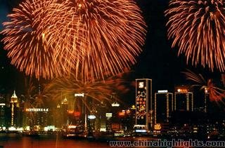 Celebrating Chinese New Year 2014 in Hong Kong