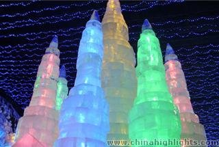 Longqing Gorge Ice and Snow Festival