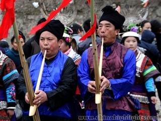 The Lusheng Festival