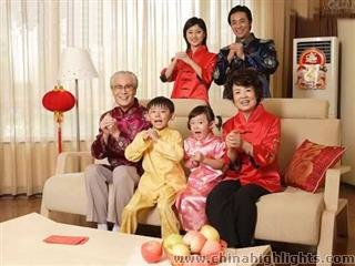 Chinese New Year in China