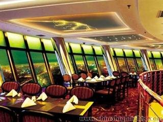 Revolving Restaurant at CCTV Tower