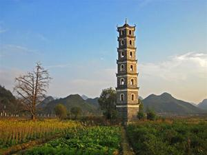 Tongmu Village, Haiyang County- Tower