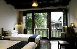 a hotel in Wuzhen Water Town