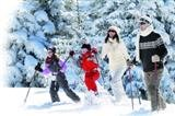 Club Med Yabuli Skiing Tour with Train Station Transfer