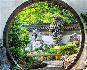 Features of Chinese Gardens Layout of Chinese Gardens