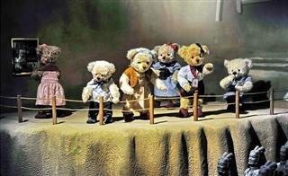 Chengdu Teddy Bear Museum