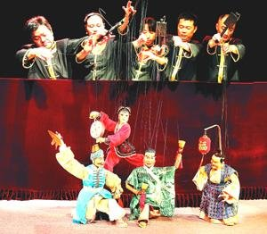 Chinese Puppet Shows — 4 types of puppet entertainment