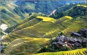 Longsheng Ping'an Village