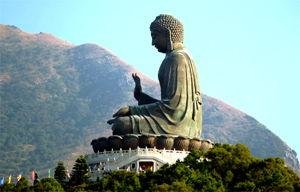 The Tian Tan Buddha